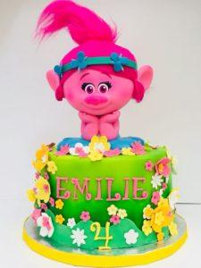 Trolls Cake2