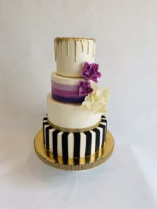 Four Tier Wedding